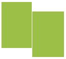 green feet logo